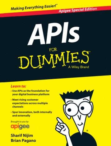 API For Dummies ebook download